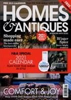 Homes & Antiques Magazine Issue JAN 21