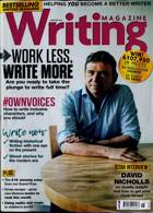 Writing Magazine Issue JAN 21