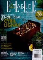 Elle A Table Magazine Issue 33