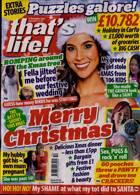 Thats Life Magazine Issue NO 50