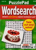 Puzzlelife Ppad Wordsearch Magazine Issue NO 58