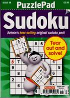 Puzzlelife Ppad Sudoku Magazine Issue 58