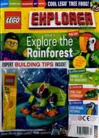 Lego Explorer Magazine Issue NO 4