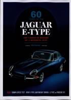 60 Years Of E-Type Magazine Issue ONE SHOT