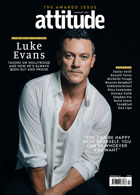 Attitude 330 - Luke Evans Magazine Issue LUKE