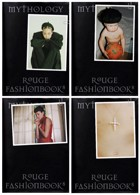 Rouge Fashion Book Magazine Issue Issue 8
