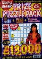 Tab Prize Puzzle Pack Magazine Issue NO 21