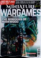Miniature Wargames Magazine Issue JAN 21