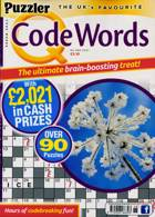 Puzzler Q Code Words Magazine Issue NO 468