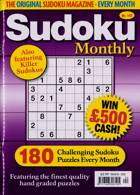 Sudoku Monthly Magazine Issue NO 192