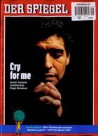 Der Spiegel Magazine Issue 49
