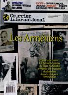 Courrier International Magazine Issue NO 1571