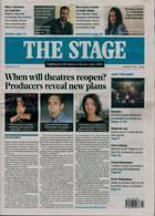 Stage Magazine Issue 14/01/2021