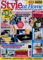 Style At Home Magazine Issue MAR 21