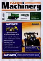 Farm Machinery Magazine Issue XMAS 20