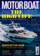 Motorboat And Yachting Magazine Issue MAR 21