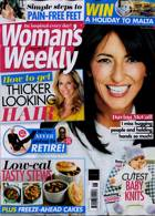 Womans Weekly Magazine Issue 09/02/2021