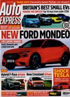 Auto Express Magazine Issue 03/02/2021