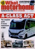 What Motorhome Magazine Issue MAR 21