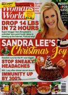 Womans World Magazine Issue 50