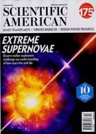 Scientific American Magazine Issue DEC 20