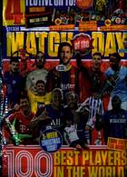 Match Of The Day  Magazine Issue NO 617