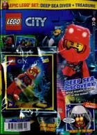 Lego City Magazine Issue NO 34