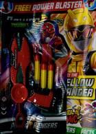 Power Rangers Magazine Issue NO 3