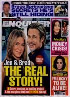 National Enquirer Magazine Issue 08/03/2021