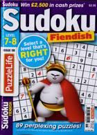 Puzzlelife Sudoku L7&8 Magazine Issue NO 58