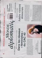 Le Monde Diplomatique Magazine Issue NO 801