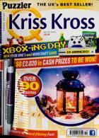 Puzzler Q Kriss Kross Magazine Issue 19