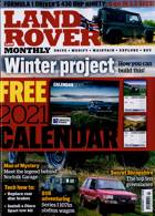 Land Rover Monthly Magazine Issue 02