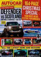 Autocar Magazine Issue 09/12/2020
