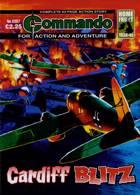 Commando Action Adventure Magazine Issue NO 5397