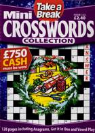 Tab Mini Crossword Coll Magazine Issue NO 123