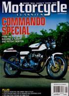 Motorcycle Classics Magazine Issue JAN-FEB