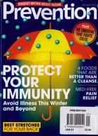 Prevention Magazine Issue JAN 21