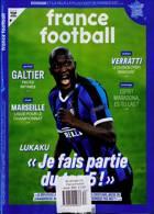 France Football Magazine Issue 83