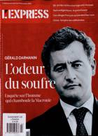 L Express Magazine Issue NO 3622