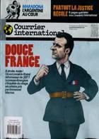 Courrier International Magazine Issue 70