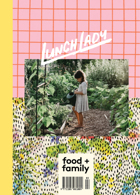 Lunch Lady Magazine Issue Issue 22