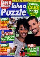 Take A Break Take A Puzzle Magazine Issue 13