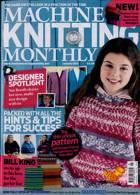 Machine Knitting  Magazine Issue 01