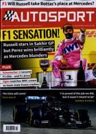 Autosport Magazine Issue 10/12/2020