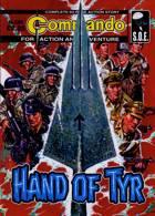 Commando Action Adventure Magazine Issue 50