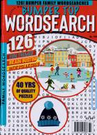 Bumper Top Wordsearch Magazine Issue 84