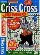 Family Criss Cross Jumbo Magazine Issue 93