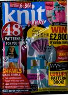 Knit Now Magazine Issue NO 123