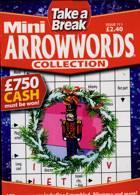 Tab Mini Arrowwords Coll  Magazine Issue NO 111